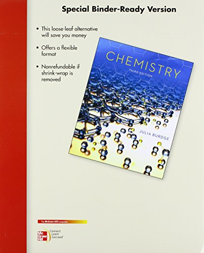 9780077705329: Loose Leaf for Chemistry with Connect Access Card