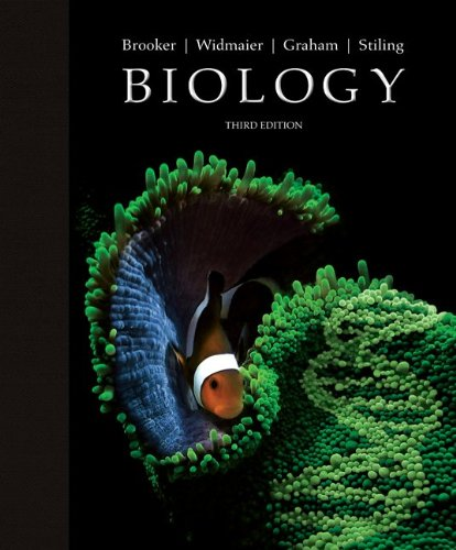 Loose Leaf Biology with Connect Access Card: Brooker, Robert