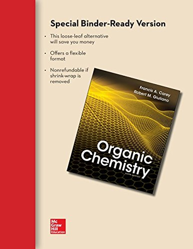 9780077705893: Loose Leaf Organic Chemistry with Connect Access Card