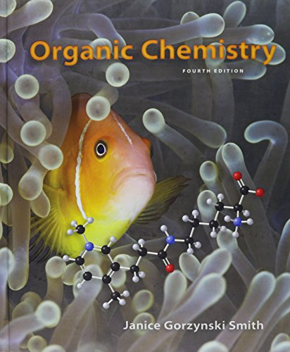 Organic Chemistry with Study Guide/Solutions Manual and Connect Access Card: Smith, Janice