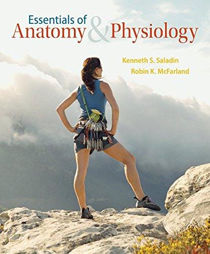 of Essentials of Anatomy & Physiology [Jun