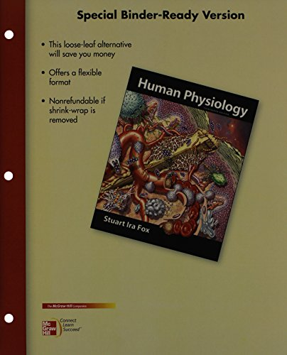 9780077706869: Loose Leaf Version of Human Physiology with Connect Access Card