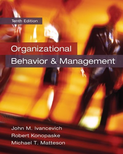 9780077713348: Organizational Behavior & Management with Premium Content Access Card