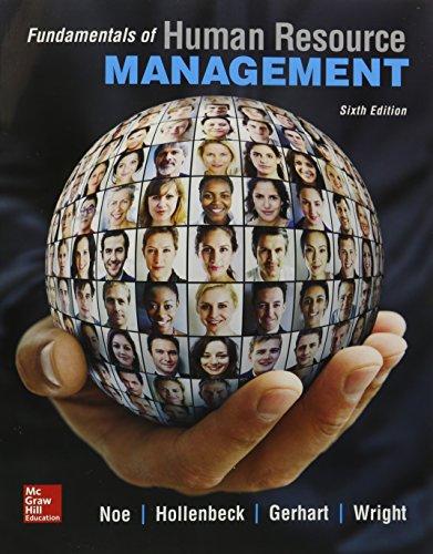 9780077718367: Fundamentals of Human Resource Management