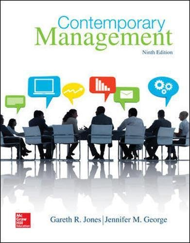 9780077718374: Contemporary Management (Irwin Management)