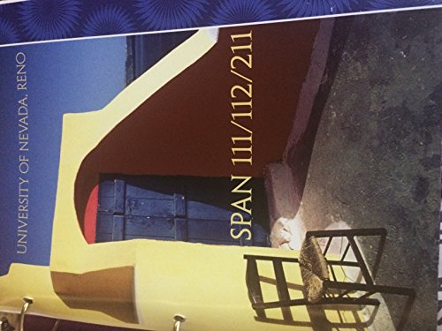 9780077721930: SPANISH 111/112/211 PACKAGE UNIVERSITY OF NEVADA RENO UNR: Puntos de Partida