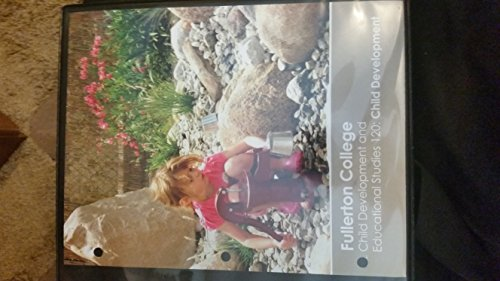 9780077724504: Fullerton College Child Development and Educational Studies 120: Child Development