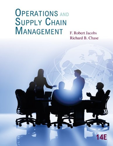 9780077724986: Loose Leaf Operations and Supply Chain Management with Connect Access Card