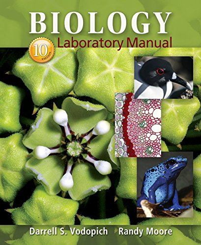 9780077726188: Loose Leaf Biology Lab Manual with Connect Access Card