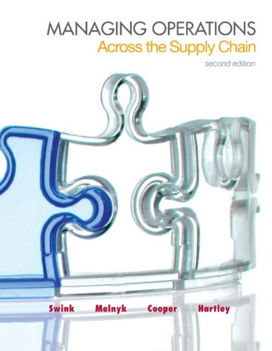 9780077726317: Managing Operations Across the Supply Chain with Connect Access Card