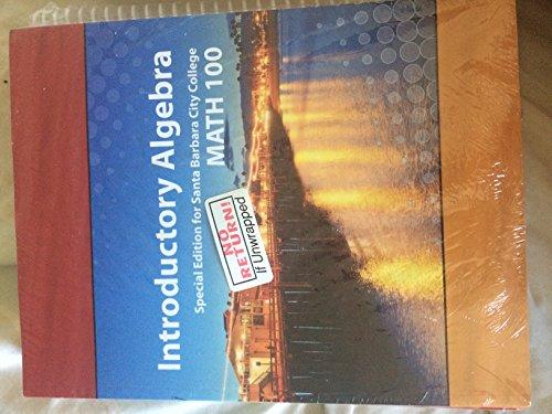 9780077729998: SBCC Intro Algebra Pkg W/ Aleks 18 Week