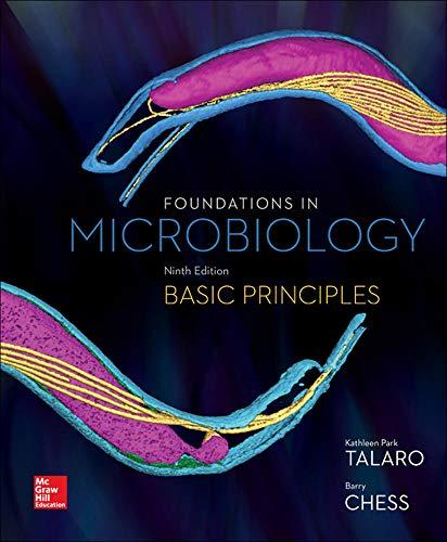 Foundations in Microbiology: Basic Principles: Talaro, Kathleen Park,