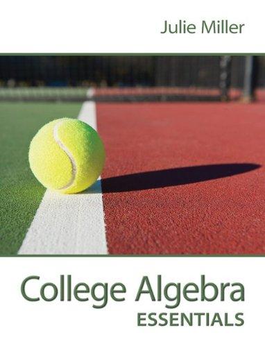 College Algebra Essentials with ALEKS 18 Week