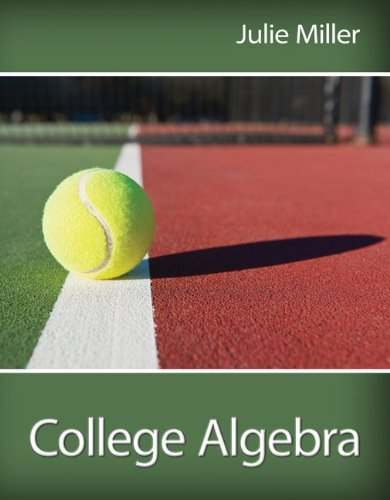 9780077735548: College Algebra with 52-Week Connect hosted by ALEKS Access Card