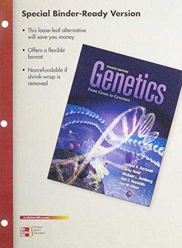 9780077753122: Loose Leaf Genetics