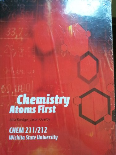 9780077754006: Chemistry Atoms First