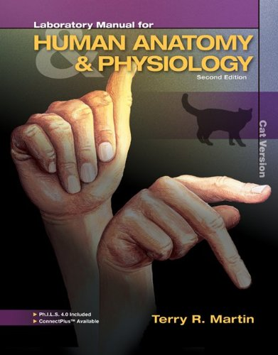 9780077755430: Loose Leaf Laboratory Manual for Human Anatomy & Physiology Cat Version