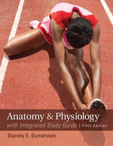 9780077755447: Loose Leaf Anatomy & Physiology with Integrated Study Guide