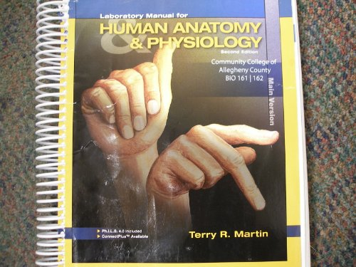 9780077756321: Laboratory Manual for Human Anatomy & Physiology Second Edition