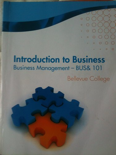 9780077757236: Introduction To Business BUS& 101 (Pkg)(W/Access Code)
