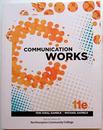 9780077757250: Communication Works