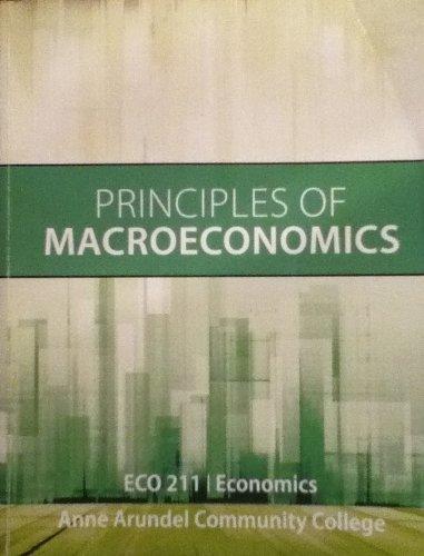 9780077757267: Principles of Macroeconomics