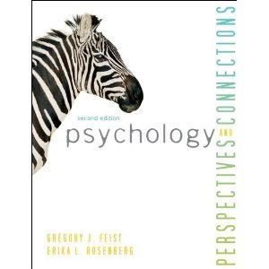 9780077757496: Psychology Perspectives and Connections