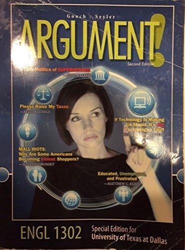 9780077758103: Argument!