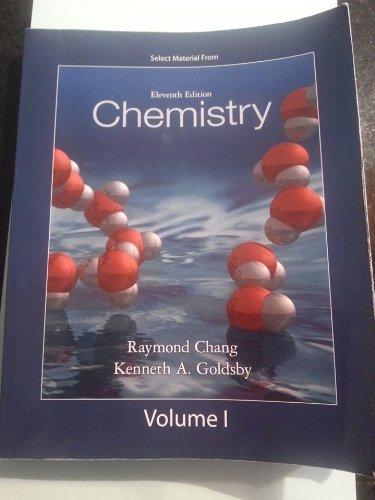 9780077759414: Chemistry, Volume 1