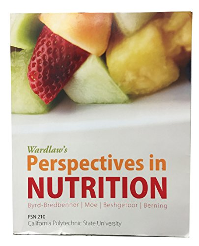 9780077759476: Perspectives in Nutrition Fsn 210 Caliornia Polytechnic State