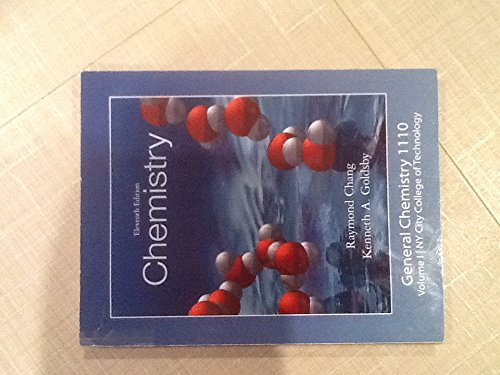 9780077761806: General Chemistry 11th Edition (NY City College of Technology Edition)