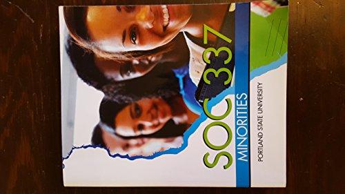 9780077761967: Minorities (Custom edition for Portland State University class SOC 337)