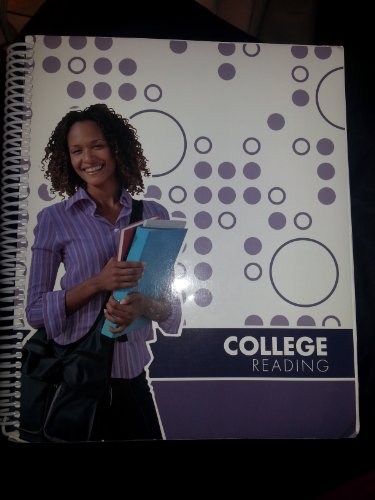 9780077762551: College Reading