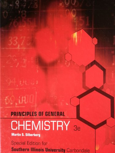 9780077763954: Principals of General Chemistry Special Edition for SIUC
