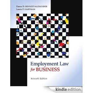 9780077765118: Employment Law for Business, Seventh Edition
