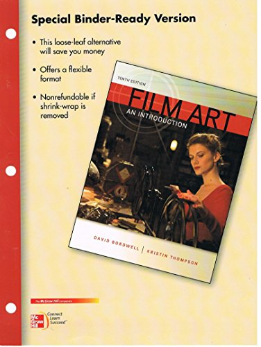 9780077768928: Film Art: An Introduction, 10th edition, Special Binder-Ready Version