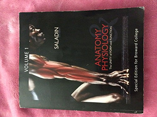 Anatomy & Physiology: The Unity of Form and Function 5th Edition ...