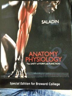 9780077768959: Anatomy and Physiology the Unity of Form and Function ...