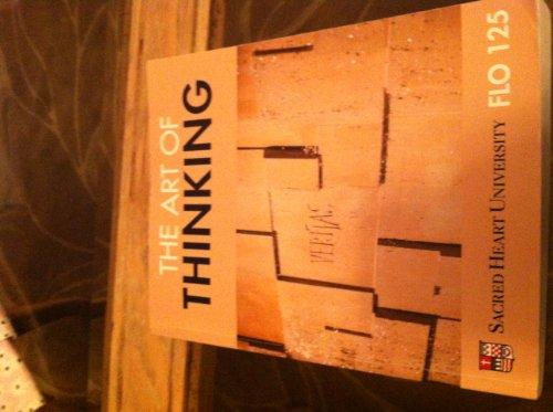 9780077770631: The Art of Thinking