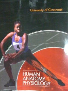 9780077771188: Human Anatomy & Physiology (University of Cincinnati)