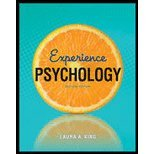 9780077771416: Experience Psychology