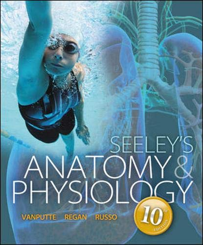9780077771492: Seeley's Anatomy & Physiology with Connect Plus Access Card