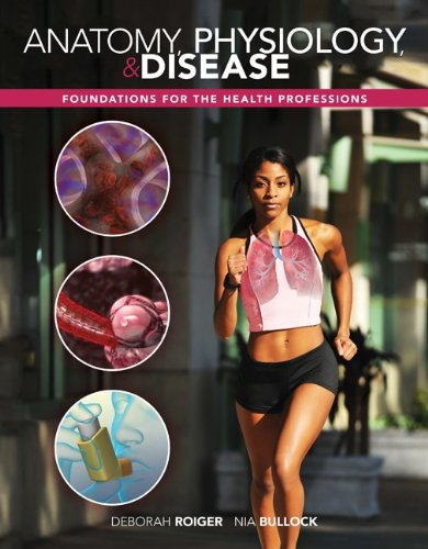 9780077774486: Anatomy, Physiology & Disease: Foundations for the Health Professions with Connect Plus 1 Semester Access Card