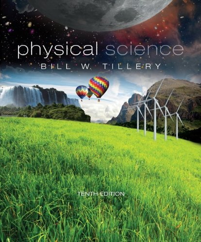 Physical Science with Connect Plus Access Card (Paperback): Bill W Tillery