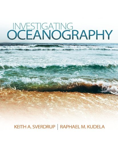 9780077774608: Package: Investigating Oceanography with CONNECT Plus 1-semester Access Card