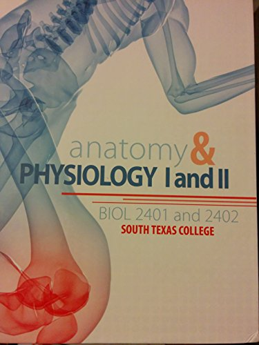 9780077775247: Anatomy & physiology I and II Biol 2401 and 2402 South Texas college
