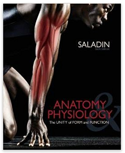 9780077776381: Anatomy & Physiology - 6th Edition - Volume 1 for Bunker Hill Community College (The Unity of Form and Function)