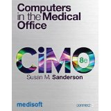 9780077776640: Computers in the Medical Office with Medisoft v17 Student At-Home CD-ROM Software (Computers in the Medical Office 8e with CDROM)