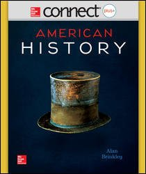 9780077776725: American History Connect Plus Standalone Access