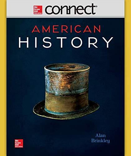 9780077776763: Connect 2-Semester Access Card for American History, 15e